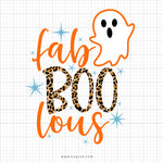 Fab Boo Lous SVG Saying