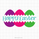 Happy Easter Svg Saying - svgize