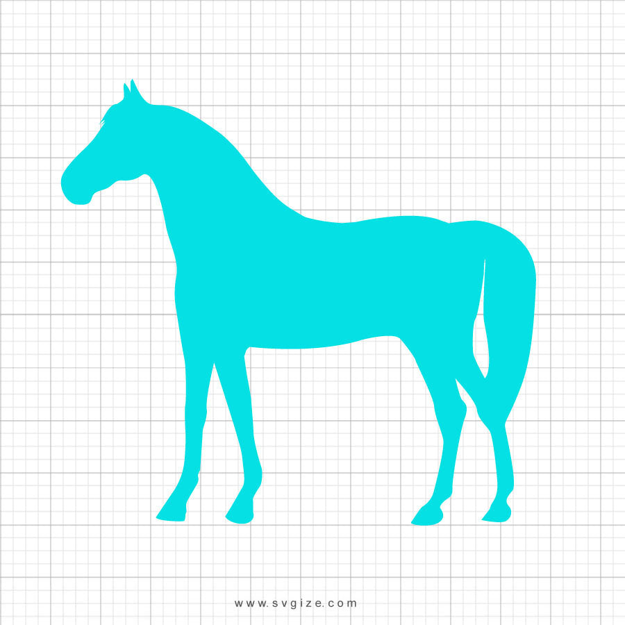 Horse Free Svg Clipart - svgize