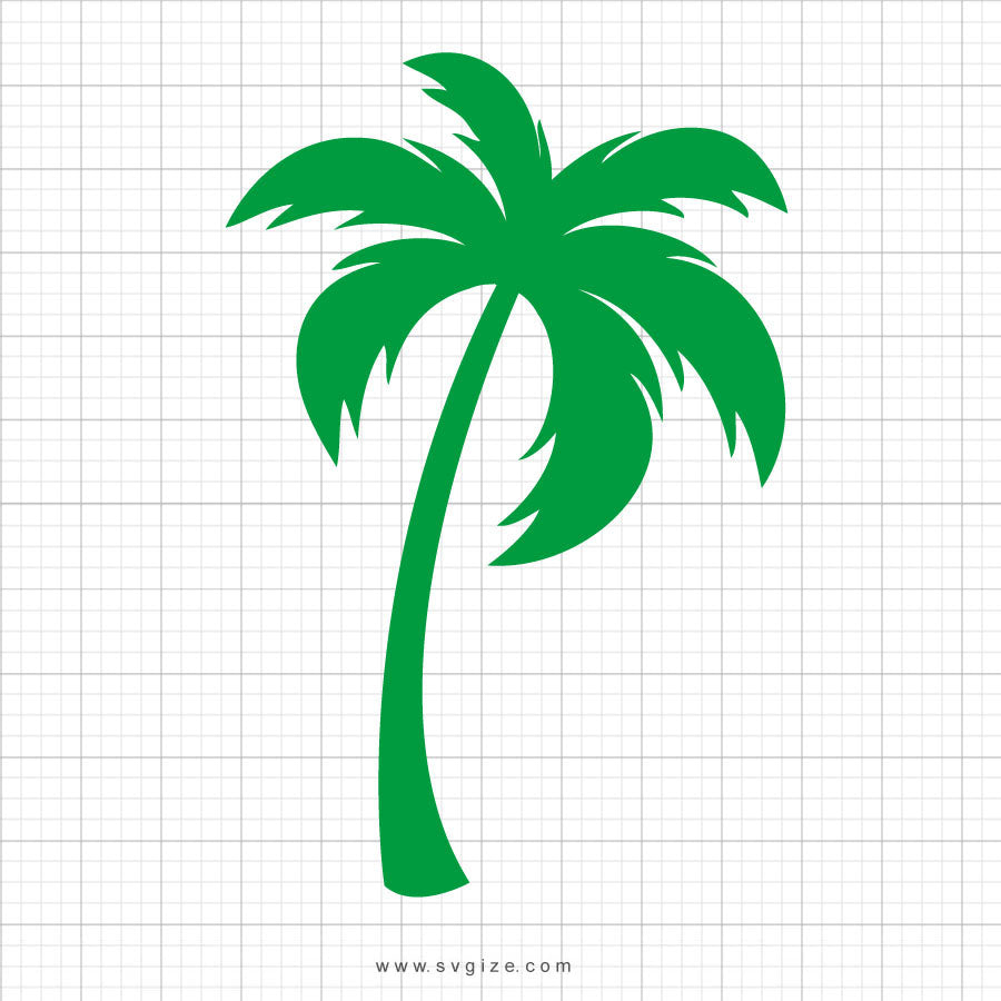 Palm Tree Svg Clipart - svgize