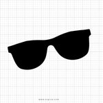 Sunglasses Svg Clipart - svgize