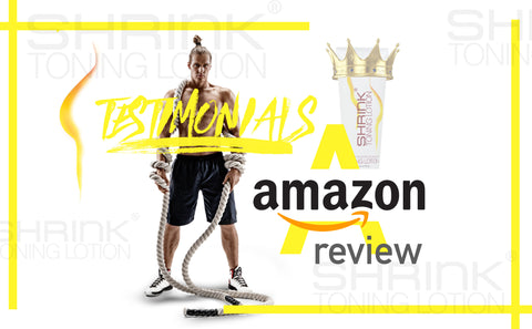 Shrink Toning Lotion Amazon Review