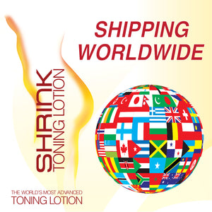 Shrink Toning Lotion 8oz-Shrinktoning