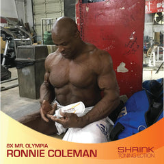 Shrink Toning ronnie Coleman