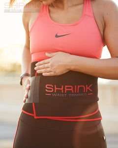 Shrink Workout Waist Trimmer Belt for Men and Women