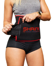 Load image into Gallery viewer, Shrink Workout Waist Trimmer Belt for Men and Women