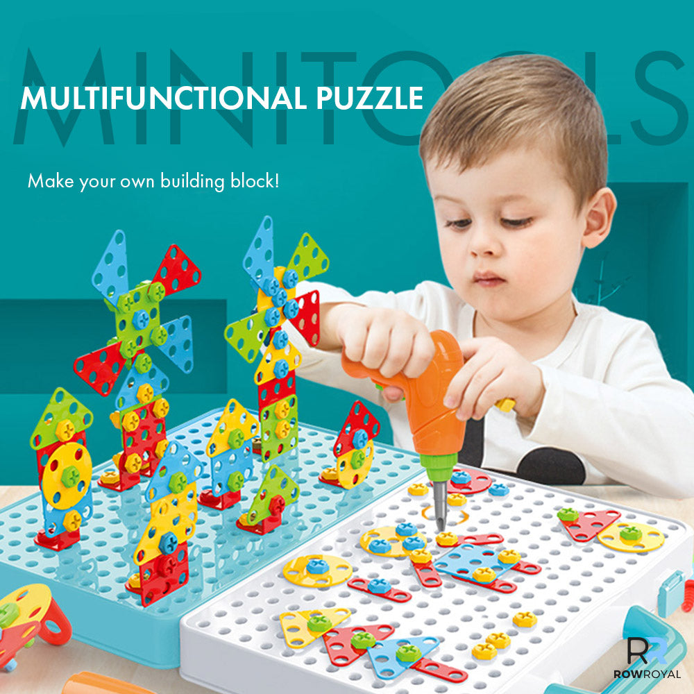 MiniTools™ - Multifunctional Puzzle