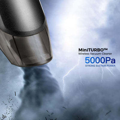 MiniTURBO ™ 5000 - Wireless Vacuum Cleaner