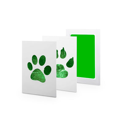 Pawprints Ink Pad Set (2 Cards)
