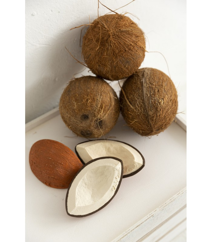 Oli & Carol Coco the Coconut - PetitBoutique.pe