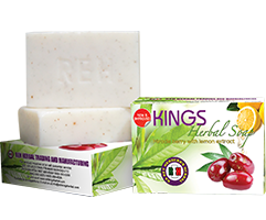 Kings Herbal Soap