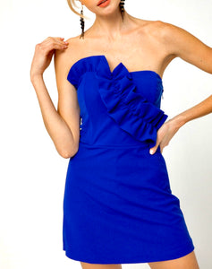 Romper - Royal Blue