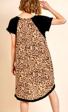 Load image into Gallery viewer, Dress - Cheetah/Black