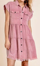Load image into Gallery viewer, Dress - Dusty Pink