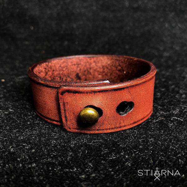 HOPE Bindrune Leather Bracelet