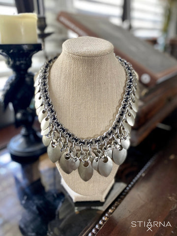 Jarl Scalemaille Necklace - Viking