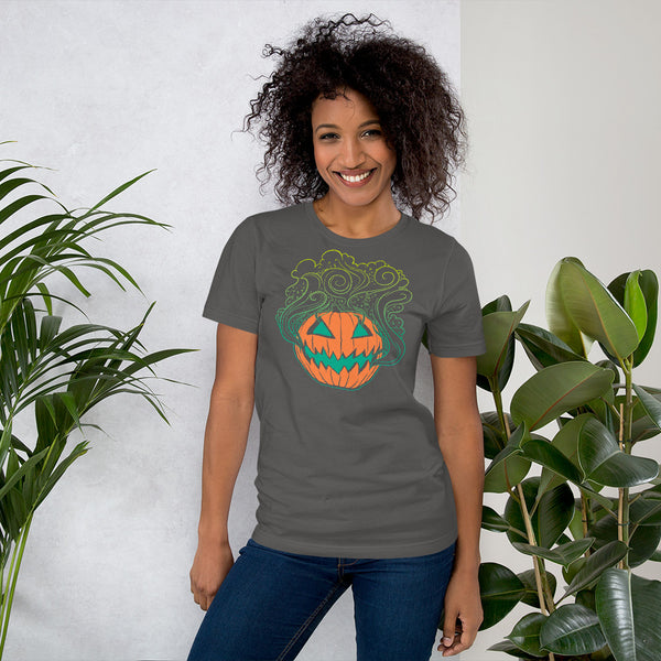 Pumpkin Smoke Unisex T-Shirt
