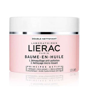 Lierac Balm-In-Oil Double Cleanser 120g