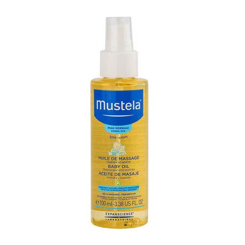 Mustela Massage Oil 100ml
