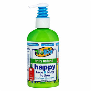 Trukid Happy Face and Body Lotion 236ml