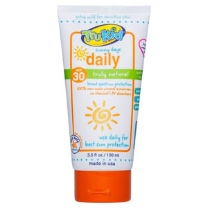 Trukid Daily SPF30 Mineral Sunscreen 100ml