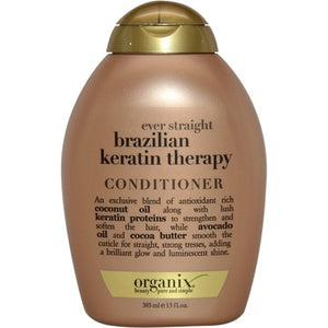 Organix Brazilian Keratin Smooth Conditioner 385ml
