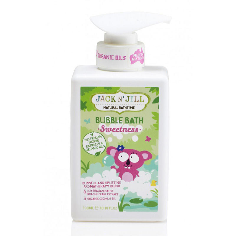 Jack N'Jill Bubble Bath Sweetness 300ml