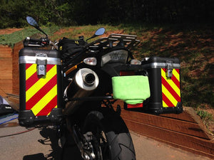 DIY Motorcycle Chevron Kit - ReflectivePro
