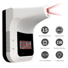 Load image into Gallery viewer, Hands Free Infrared Forehead Thermometer