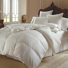 Load image into Gallery viewer, Himalaya 700 or 800 Fill Power White Goose Down European Comforter