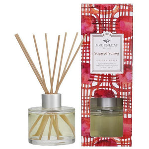 Sugared Sunset Signature Reed Diffuser