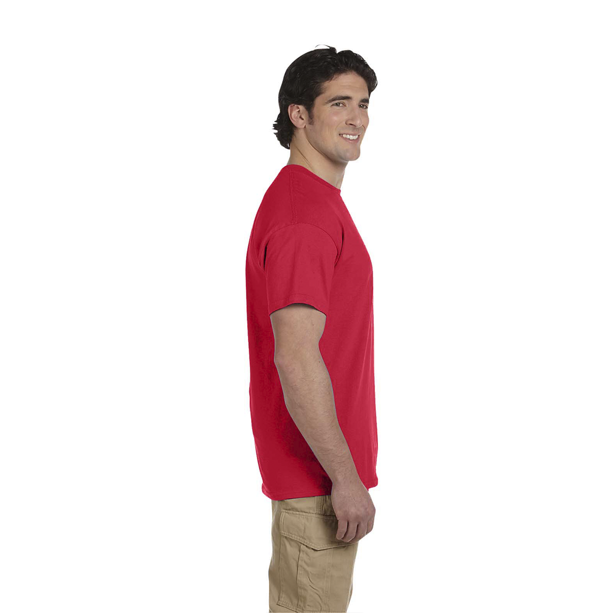 Fruit of the Loom Men's T-Shirt / 3931-True Red
