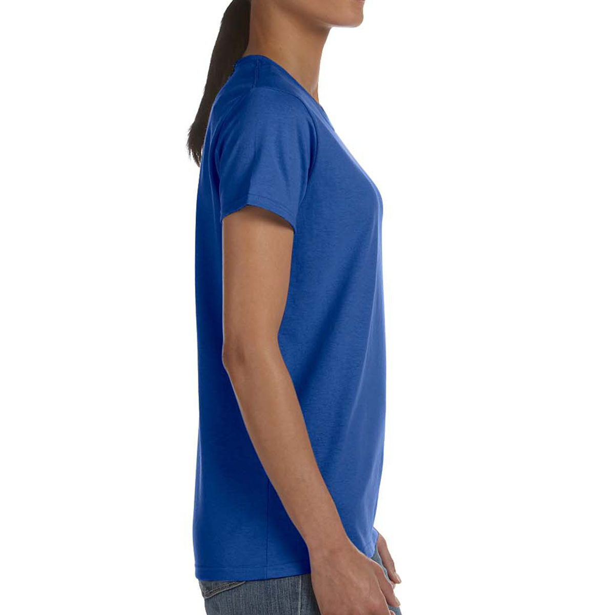Gildan Women's T-Shirt / G500L-Royal