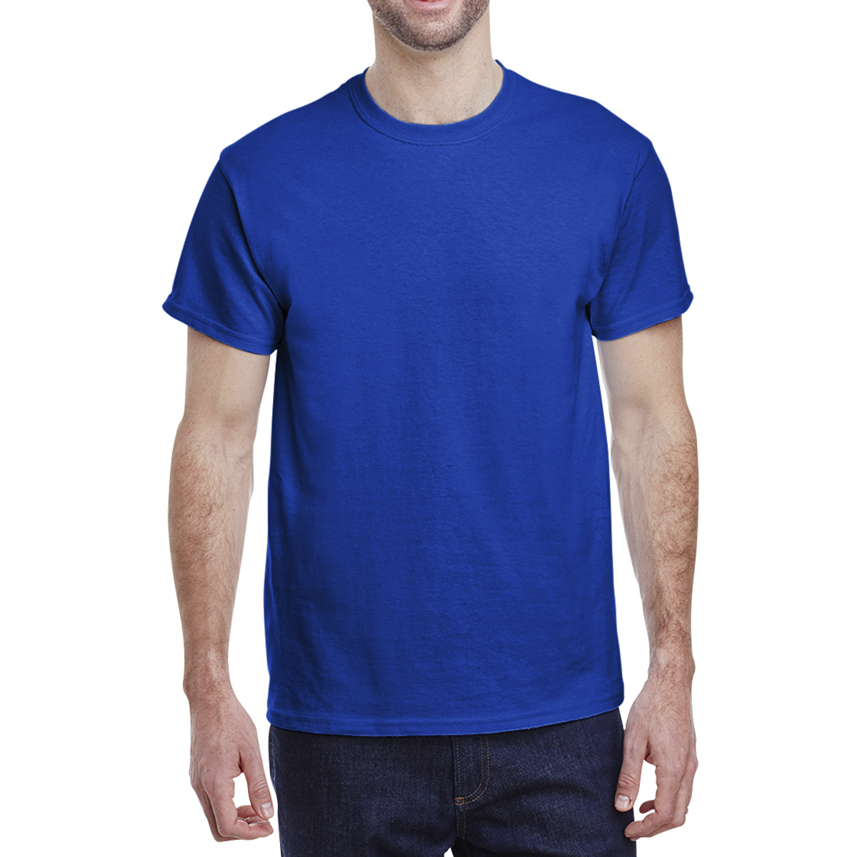 Gildan Men's T-Shirt / G500-Royal