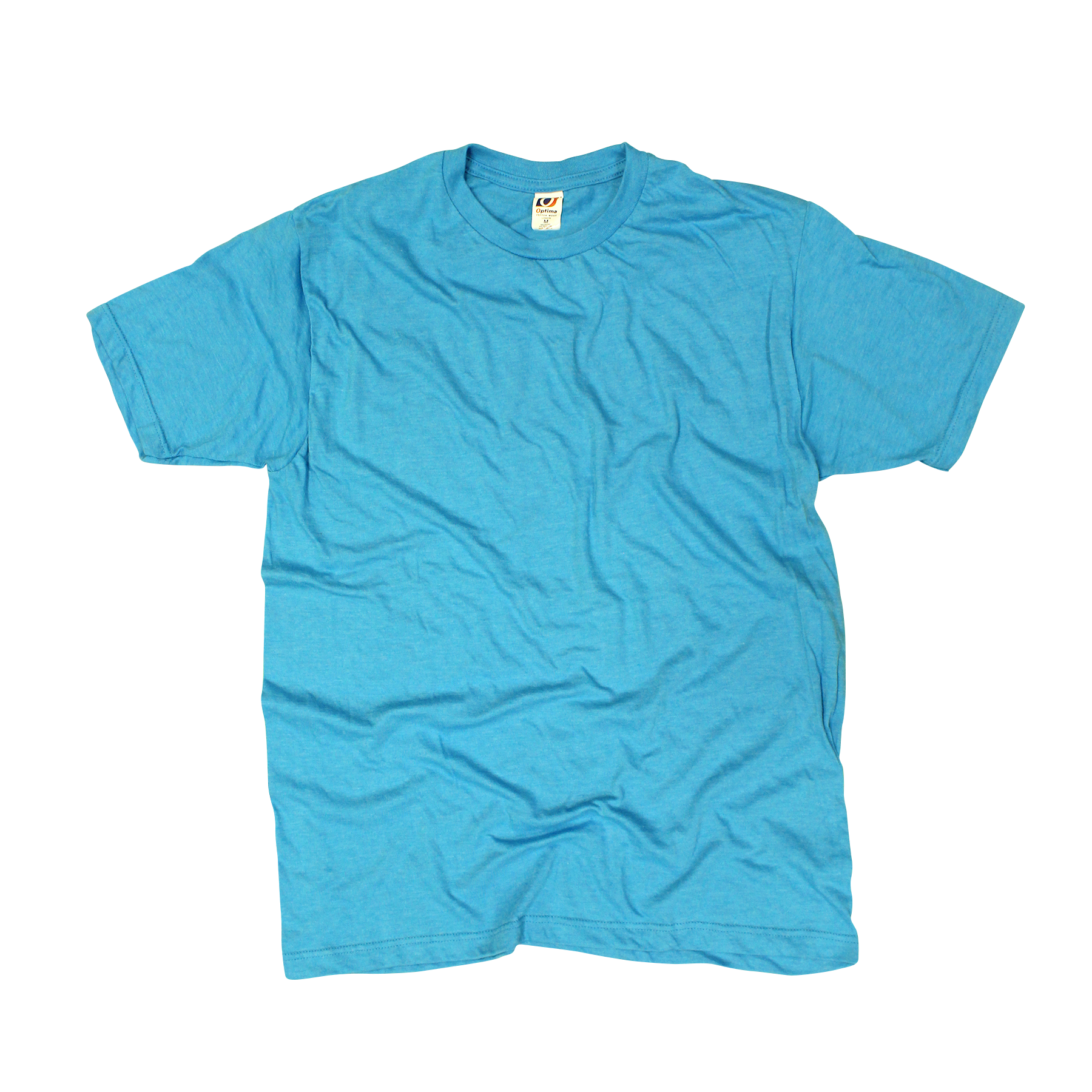 Optima Aqua Heather - Medium - Men's Clearance