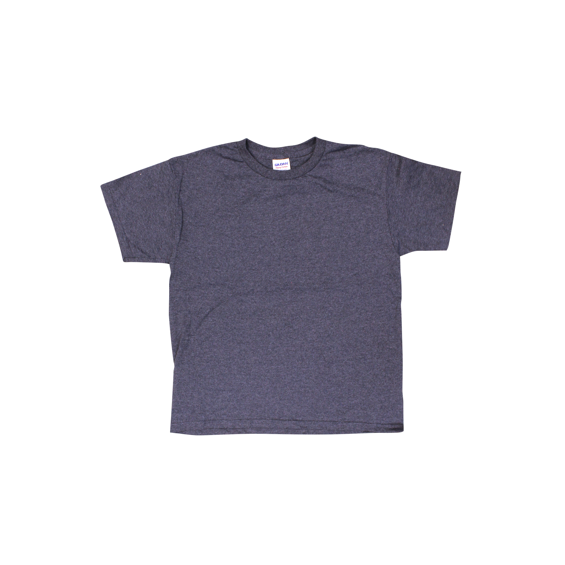 Navy Heather - Medium - Youth Clearance