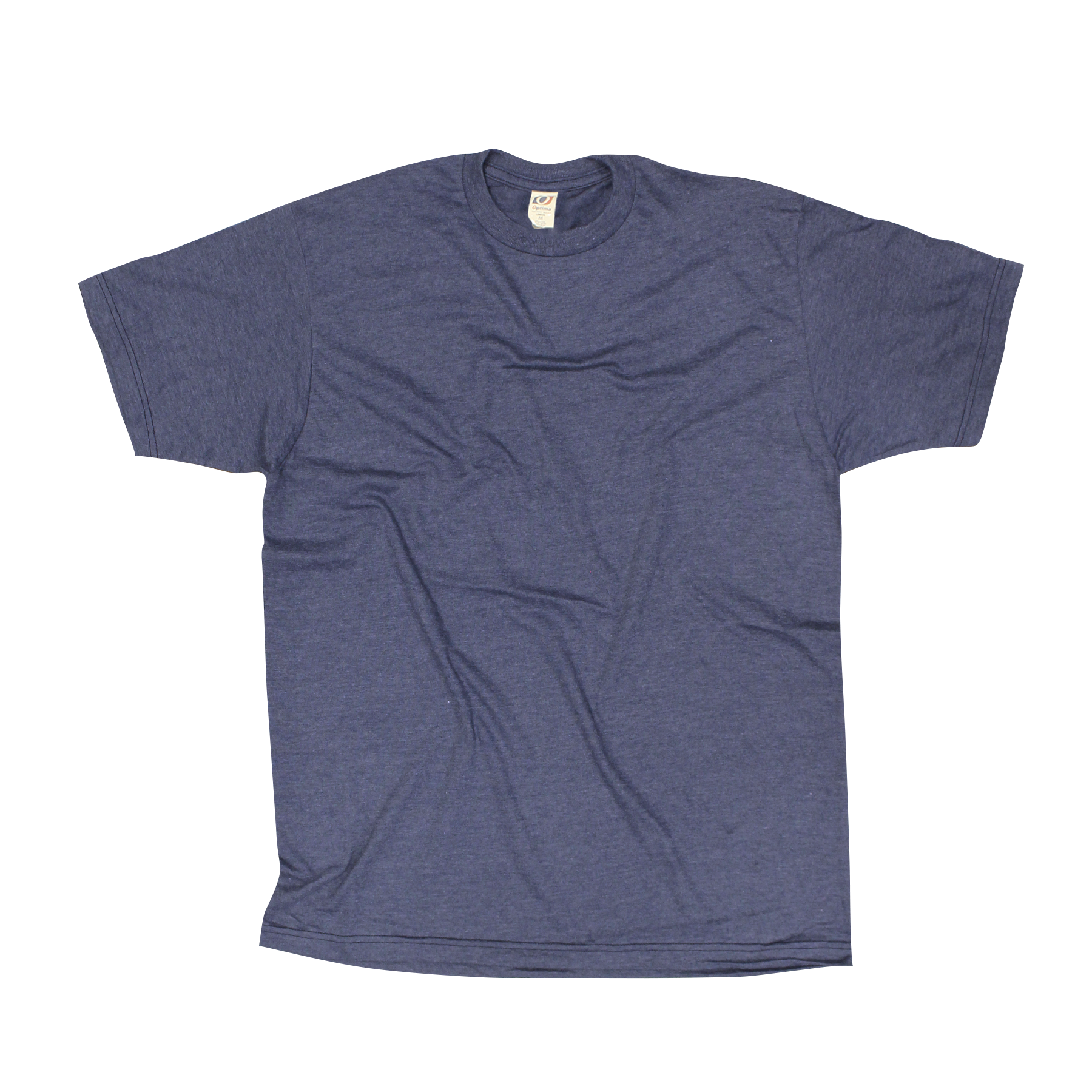 Optima Navy Heather - Medium - Men's Clearance