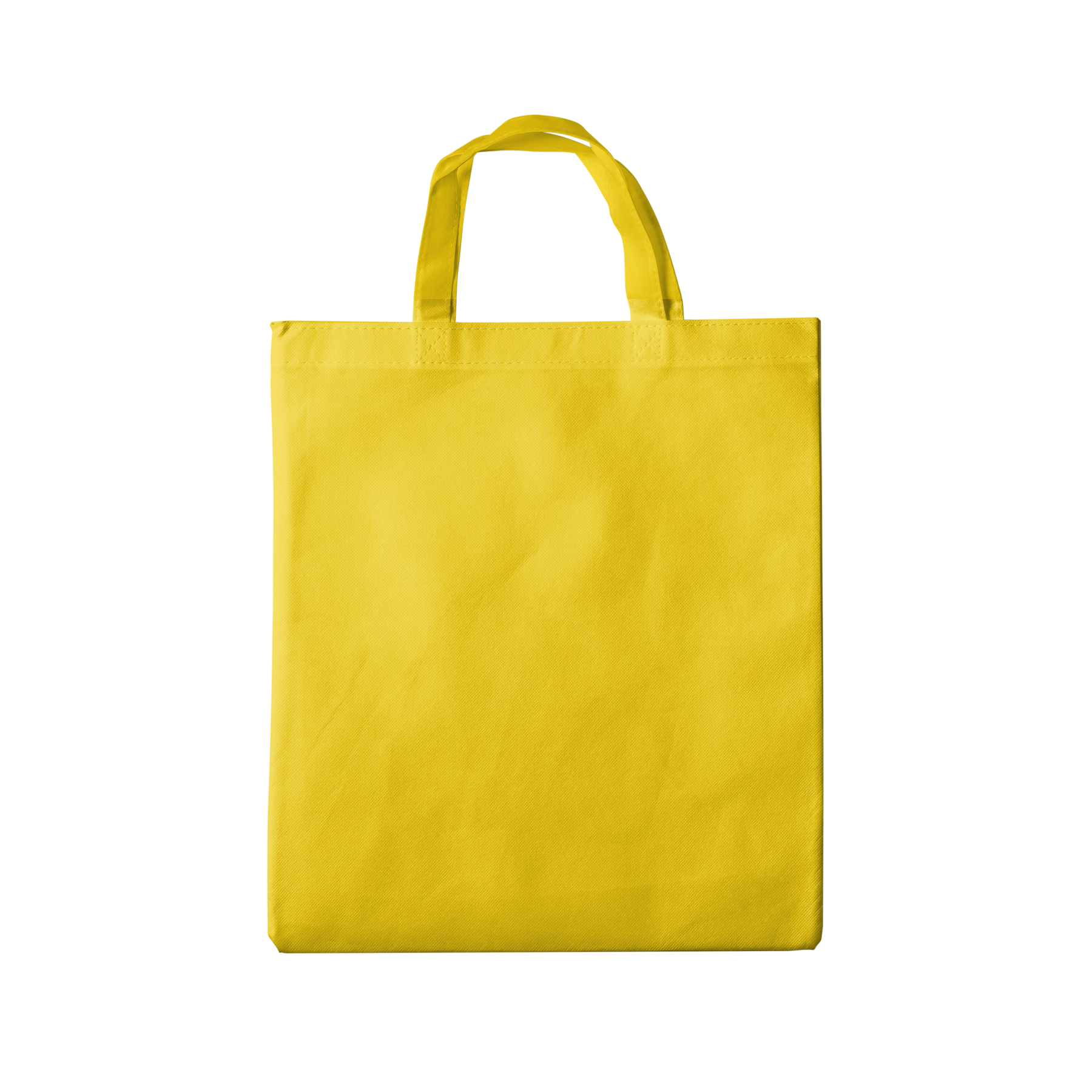 Market Tote Bag / 0001-Yellow