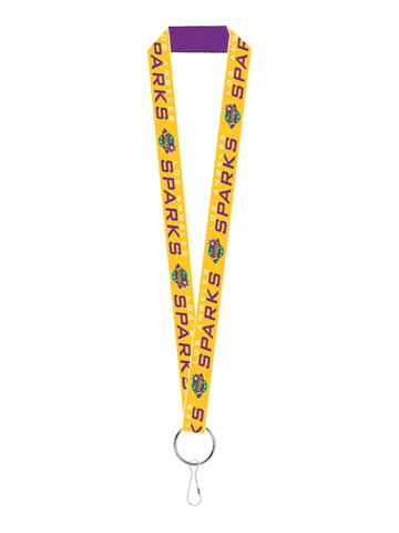 Los Angeles Sparks Team Lanyard