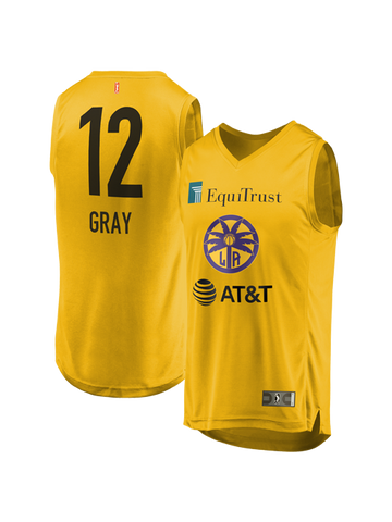 Sparks Gray Replica Jersey