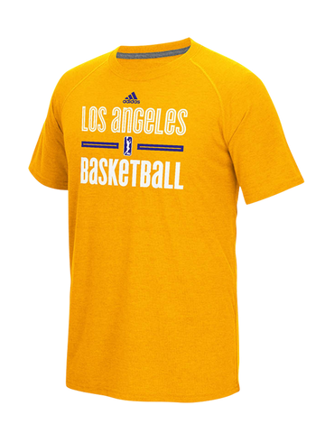 Los Angeles Sparks Practice Graphic Ulitimate T-Shirt
