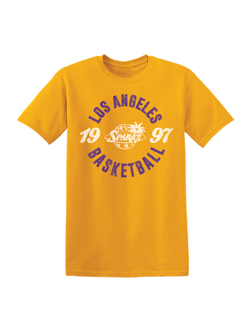 Los Angeles Sparks Pick & Roll T-Shirt