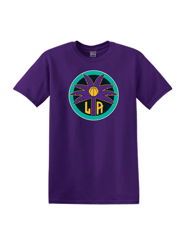 Los Angeles Sparks Secondary Logo T-Shirt