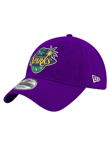 Los Angeles Sparks 9TWENTY On Court Slouch Adjustable Cap