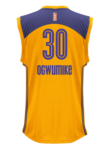 Los Angeles Sparks Ogwumike Replica Home Jersey