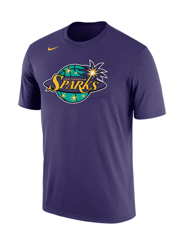 Los Angeles Sparks Primary Logo Defensive T-Shirt