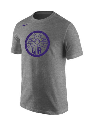 Los Angeles Sparks Partial Logo Tri-Blend T-shirt