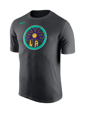 Los Angeles Sparks Secondary Logo Defensive Legend T-shirt