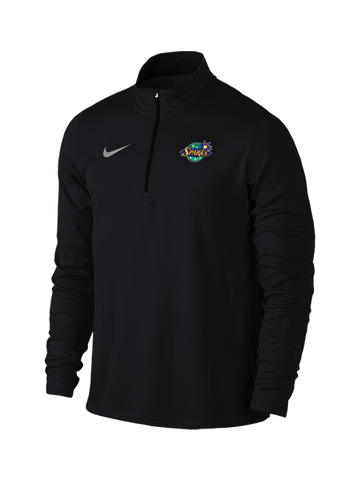 Los Angeles Sparks Primary Logo Element Quarter Zip