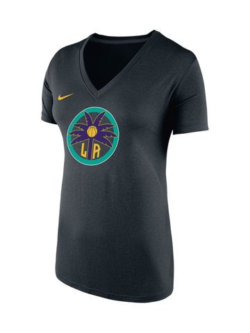 Los Angeles Sparks Women's Partial Logo Legend T-Shirt